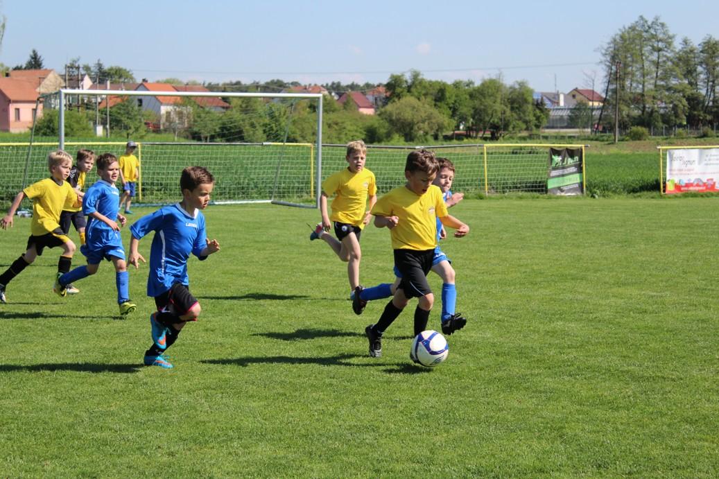 Turnaj mini přípravek v Litoli