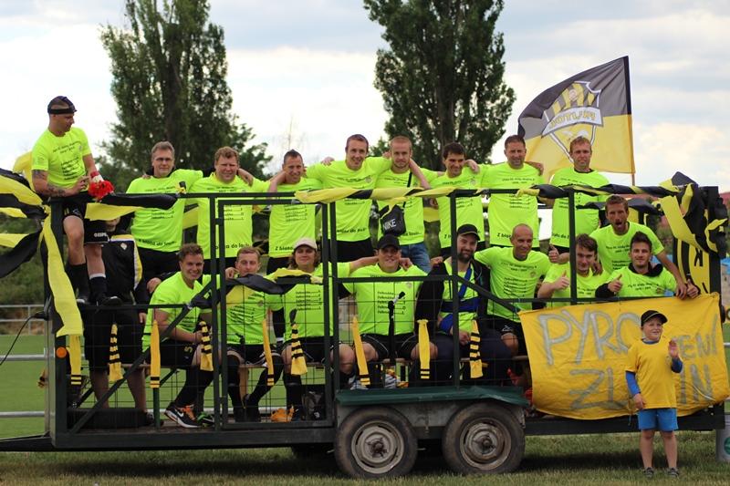 A-tým - poslední zápas 2017