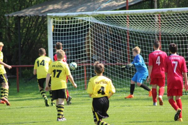 Křinec – FK Litol