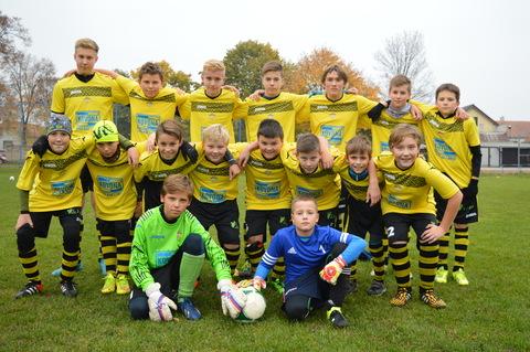 Společné foto žáků - 2015