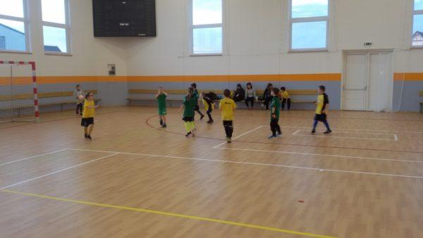Přátelský zápas ml. fotbalové přípravky v Nehvizdech