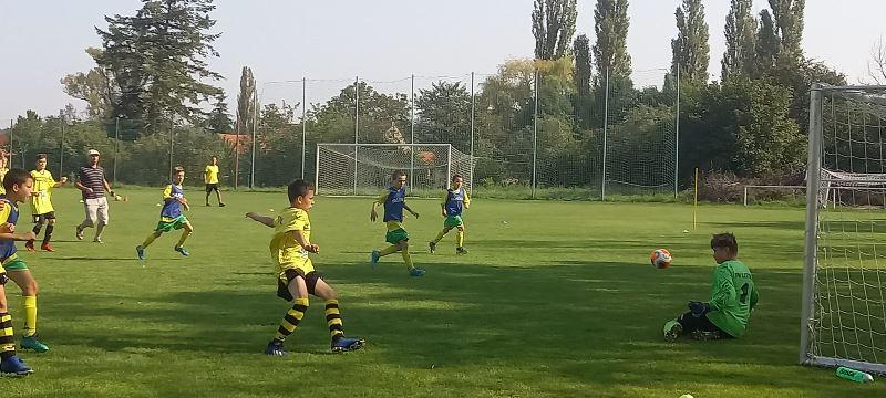 Sokol Kounice x FK Litol (ml. žáci) 12.9.2020 (1:10)