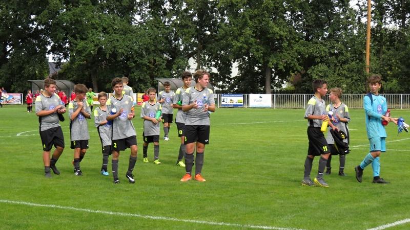 Loučeň x FK Litol (st. žáci) (0-12)