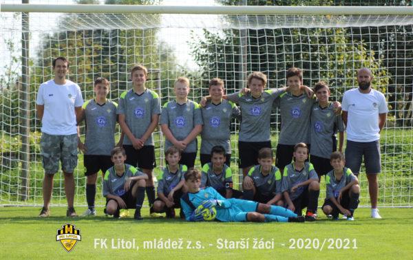 Drahelice – FK Litol (st.žáci) 20.9.2020 (0:4)