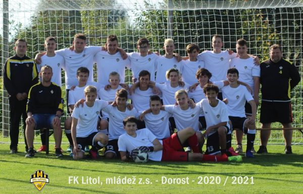 FK Litol (dorost) – Sokol Nepolisy 20.9.2020 (3:2)